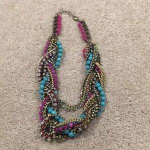 Stella and dot Bambeleo necklace